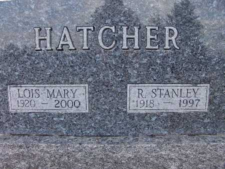HATCHER, R. STANLEY - Warren County, Iowa | R. STANLEY HATCHER