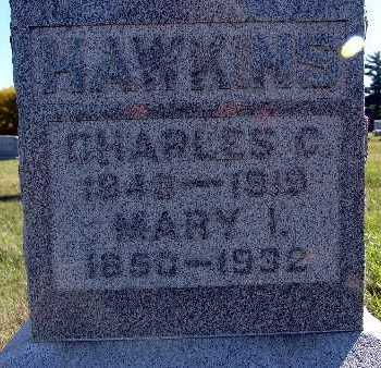 HAWKINS, MARY I. - Warren County, Iowa | MARY I. HAWKINS