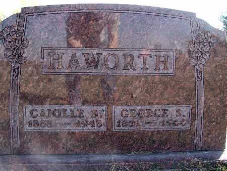 HAWORTH, GEORGE S. - Warren County, Iowa | GEORGE S. HAWORTH
