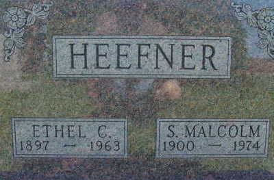 HEEFNER, ETHEL C. - Warren County, Iowa | ETHEL C. HEEFNER