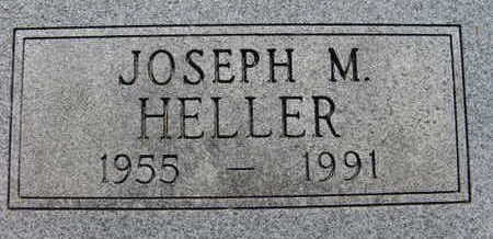 HELLER, JOSEPH M - Warren County, Iowa | JOSEPH M HELLER