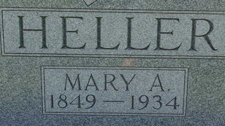 HELLER, MARY A - Warren County, Iowa | MARY A HELLER