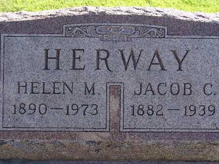 HERWAY, HELEN M - Warren County, Iowa | HELEN M HERWAY