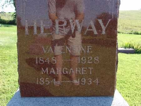 HERWAY, MARGARET - Warren County, Iowa | MARGARET HERWAY