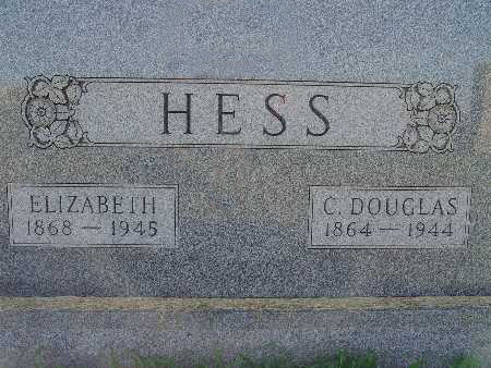 HESS, ELIZABETH - Warren County, Iowa | ELIZABETH HESS