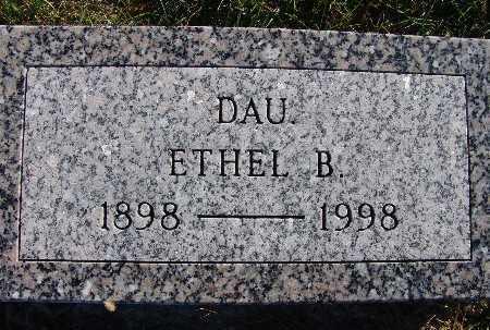 HEWITT, ETHEL B. - Warren County, Iowa | ETHEL B. HEWITT
