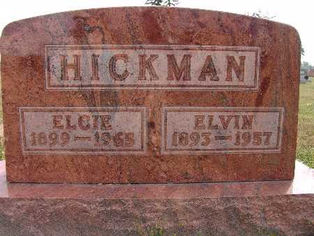 HICKMAN, ELVIN - Warren County, Iowa | ELVIN HICKMAN