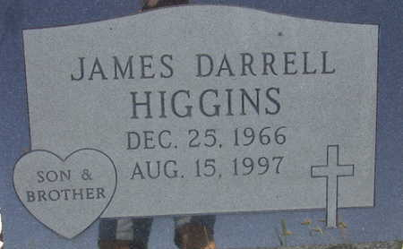 HIGGINS, JAMES DARRELL - Warren County, Iowa | JAMES DARRELL HIGGINS