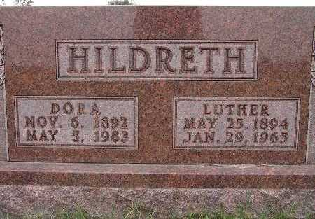 HILDRETH, LUTHER - Warren County, Iowa | LUTHER HILDRETH