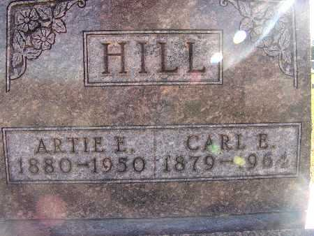 HILL, CARL E. - Warren County, Iowa | CARL E. HILL