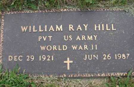 HILL, WILLIAM RAY - Warren County, Iowa | WILLIAM RAY HILL
