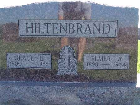 HILTENBRAND, GRACE E - Warren County, Iowa | GRACE E HILTENBRAND