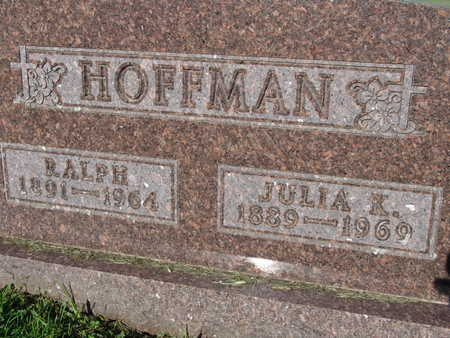 HOFFMAN, JULIA K. - Warren County, Iowa | JULIA K. HOFFMAN