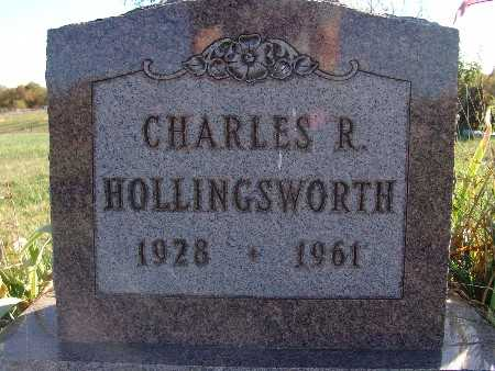 HOLLINGSWORTH, CHARLES R. - Warren County, Iowa | CHARLES R. HOLLINGSWORTH