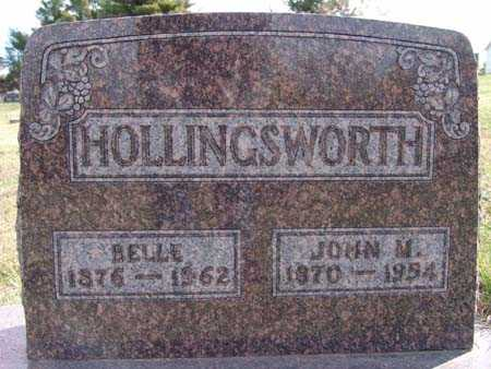 HOLLINGSWORTH, JOHN W. - Warren County, Iowa | JOHN W. HOLLINGSWORTH