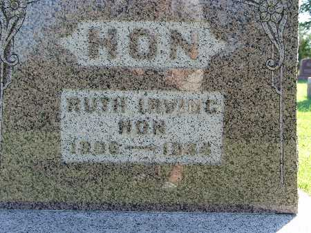 HON, RUTH IRVING - Warren County, Iowa | RUTH IRVING HON