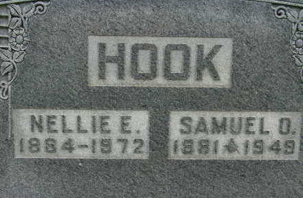 HOOK, NELLIE E - Warren County, Iowa | NELLIE E HOOK
