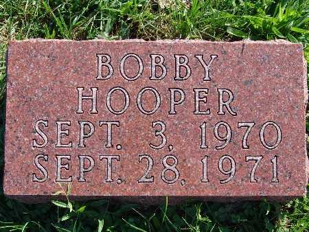 HOOPER, BOBBY - Warren County, Iowa | BOBBY HOOPER