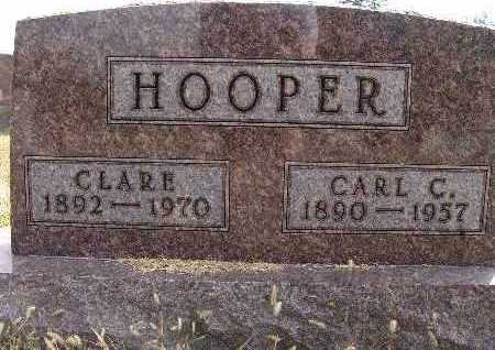 HOOPER, CLARE - Warren County, Iowa | CLARE HOOPER