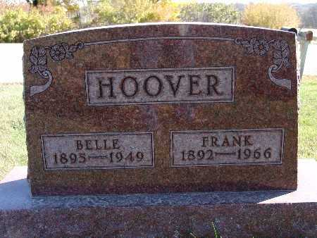 HOOVER, BELLE - Warren County, Iowa | BELLE HOOVER