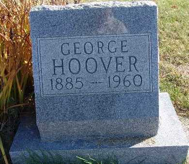 HOOVER, GEORGE - Warren County, Iowa | GEORGE HOOVER