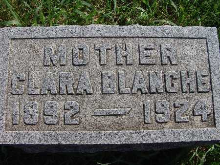 HORNADAY, CLARA BLANCHE - Warren County, Iowa | CLARA BLANCHE HORNADAY