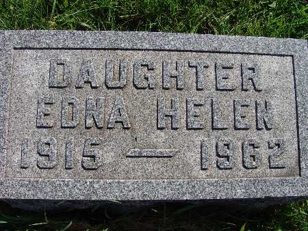 HORNADAY, EDNA HELEN - Warren County, Iowa | EDNA HELEN HORNADAY
