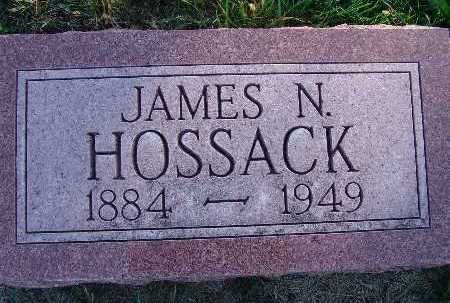 HOSSACK, JAMES N. - Warren County, Iowa | JAMES N. HOSSACK