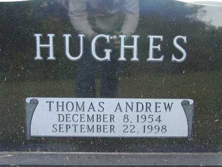 HUGHES, THOMAS ANDREW - Warren County, Iowa | THOMAS ANDREW HUGHES