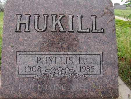 HUKILL, PHYLLIS L. - Warren County, Iowa | PHYLLIS L. HUKILL