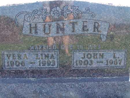 HUNTER, VERA LINA - Warren County, Iowa | VERA LINA HUNTER