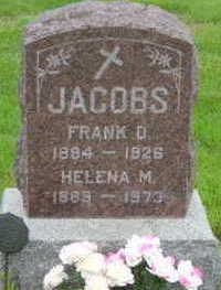 JACOBS, FRANK D - Warren County, Iowa | FRANK D JACOBS