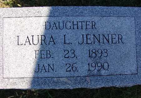 JENNER, LAURA L. - Warren County, Iowa | LAURA L. JENNER