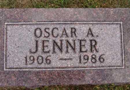 JENNER, OSCAR A. - Warren County, Iowa | OSCAR A. JENNER