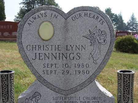 JENNINGS, CHRISTIE LYNN - Warren County, Iowa | CHRISTIE LYNN JENNINGS
