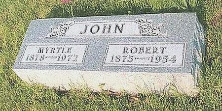 JOHN, MYRTLE MAY - Warren County, Iowa | MYRTLE MAY JOHN