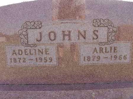 JOHNS, ADELINE - Warren County, Iowa | ADELINE JOHNS