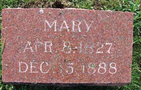 JOHNS, MARY - Warren County, Iowa   MARY JOHNS
