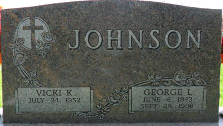 JOHNSON, GEORGE L. - Warren County, Iowa | GEORGE L. JOHNSON
