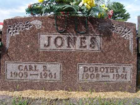 JONES, DOROTHY I. - Warren County, Iowa | DOROTHY I. JONES