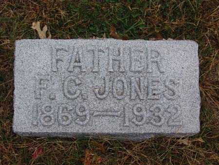 JONES, F. C. - Warren County, Iowa | F. C. JONES