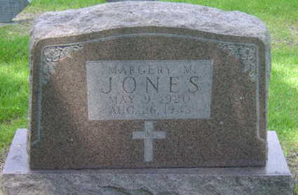 JONES, MARGERY M - Warren County, Iowa | MARGERY M JONES