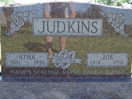 JUDKINS, JOE - Warren County, Iowa | JOE JUDKINS