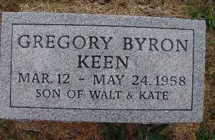 KEEN, GREGORY BYRON - Warren County, Iowa | GREGORY BYRON KEEN