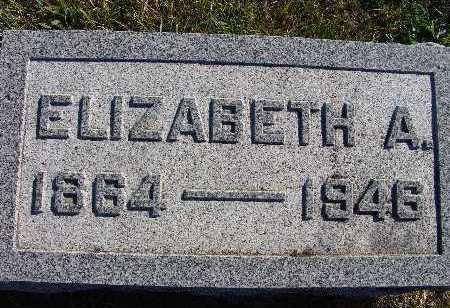 KEENEY, ELIZABETH A. - Warren County, Iowa | ELIZABETH A. KEENEY