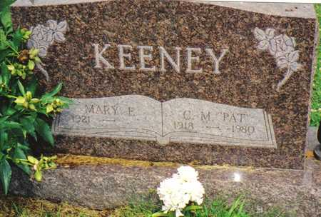 KEENEY, MARY E. - Warren County, Iowa | MARY E. KEENEY