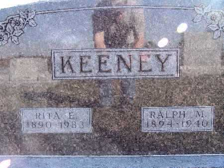 KEENEY, RITA E. - Warren County, Iowa | RITA E. KEENEY
