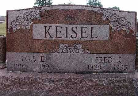 KEISEL, FRED J. - Warren County, Iowa | FRED J. KEISEL