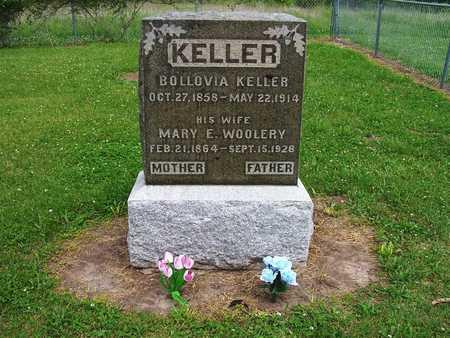 KELLER, BOLLOVIA I. AND MARY E. - Warren County, Iowa | BOLLOVIA I. AND MARY E. KELLER