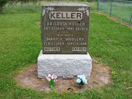 KELLER, MARY ETTA - Warren County, Iowa | MARY ETTA KELLER